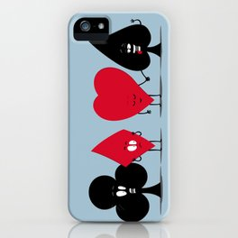 Pair of Aces iPhone Case
