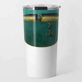 Fishing Lure Travel Mug