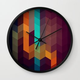 RHOMBUS No4 Wall Clock