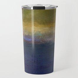 Abstract Dunes ll Travel Mug