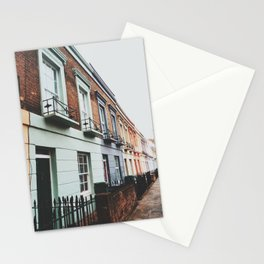 Gloomy Day In Camden Stationery Cards