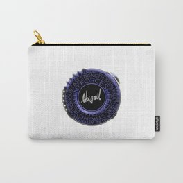 My Name is Abigail Carry-All Pouch