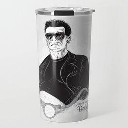 Heroes - The Man Travel Mug