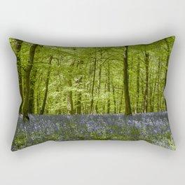 Bluebell Glade 1 Rectangular Pillow