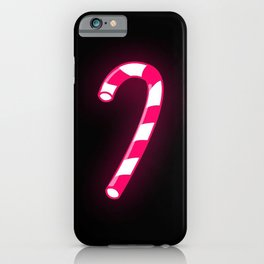 Candy Canes iPhone Case