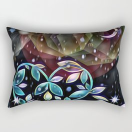 Farewell April Rectangular Pillow