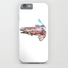Grand Canyon Raven iPhone Case