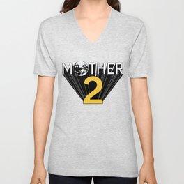 Mother 2 / Earthbound Promo Unisex V-Neck