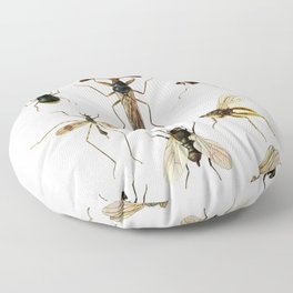 Insects Floor Pillow