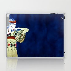 Indian Girl Laptop & iPad Skin