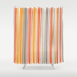 Autumn | Japanese Atmospheres Shower Curtain