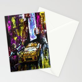 City Chaos Stationery Cards
