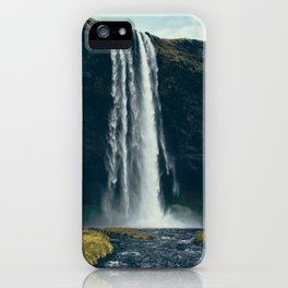 Seljalandsfoss iPhone Case