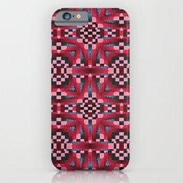 Indian Blanket Cherry iPhone Case