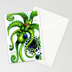 Infinity Octopus Stationery Cards