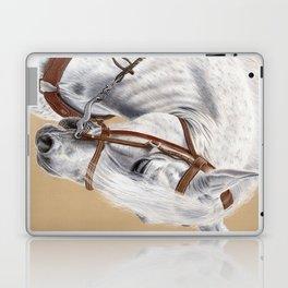 Horse Portrait 01 Laptop & iPad Skin