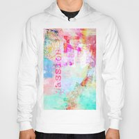 passion Hoodies featuring Passion by LebensART