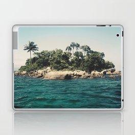 Lost Paradise Off the Coast of Ilha Grande, Brazil Laptop & iPad Skin