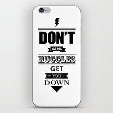 HP Quotes - Prisoner of Azkaban iPhone & iPod Skin