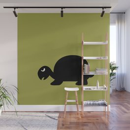 Angry Animals: Tortoise Wall Mural
