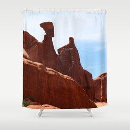 Nofretete   - Arches National Park Shower Curtain