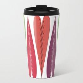 Sorbet Hearts Travel Mug
