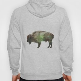 Surreal Buffalo Hoody
