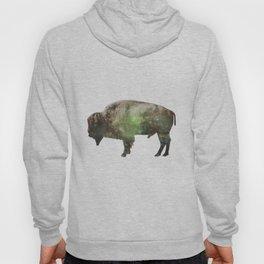 Surreal Buffalo Hoody