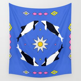 Las Toninas Wall Tapestry