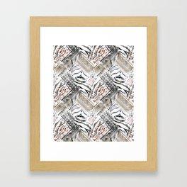 Ethnic fantasy. 1 Framed Art Print