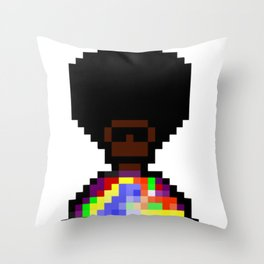 Expression Throw Pillow