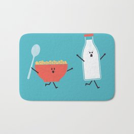 Cereal Killer Bath Mat