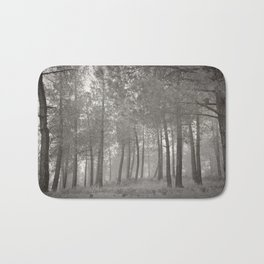 """Misty forest"" Bath Mat"