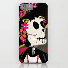 Dia de los Muertos Woman iPhone 6s Slim Case