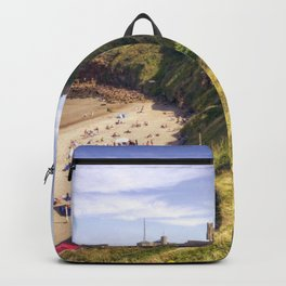 Tynemouth Castle Beach Backpack