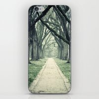 wonderland iPhone & iPod Skins featuring Wonderland by Slight Clutter