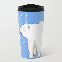 Polar Bear #8 Travel Mug
