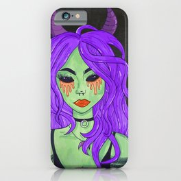 Cheesy Tears iPhone Case