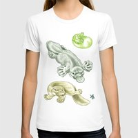 platypus T-shirts featuring Platypus by Mayra Boyle