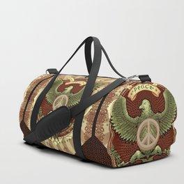 Peace We Trust Duffle Bag