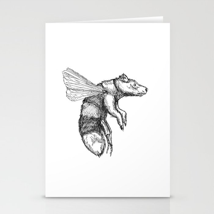 Bumblebear Stationery Cards