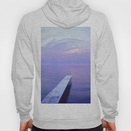 Long Dock Coastal Potography Hoody