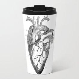 Anatomic hearth engraving Travel Mug