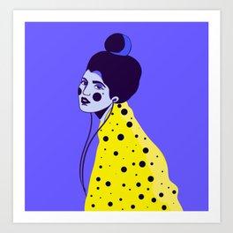 Woman of 2017 Art Print