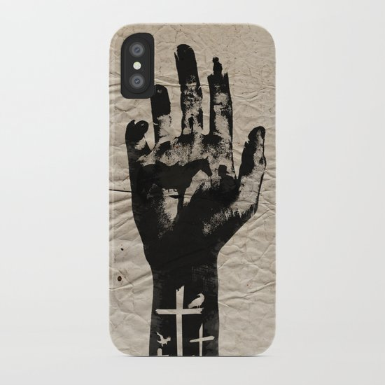 The Walking Dead iPhone Case