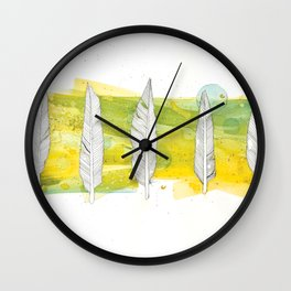 THE PACKER Wall Clock