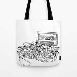 Relax & Unwind on white Tote Bag