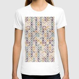 Stitching ispered pattern 1 T-shirt