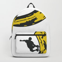 Banana Boarder Backpack