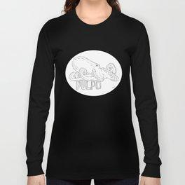 Pulpo Long Sleeve T-shirt